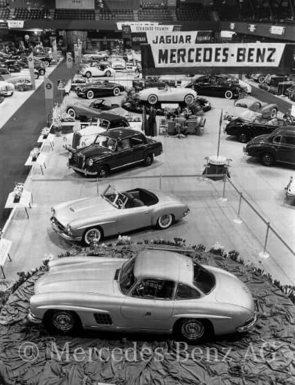 International Motor Sports Show in New York (1960 possibly)